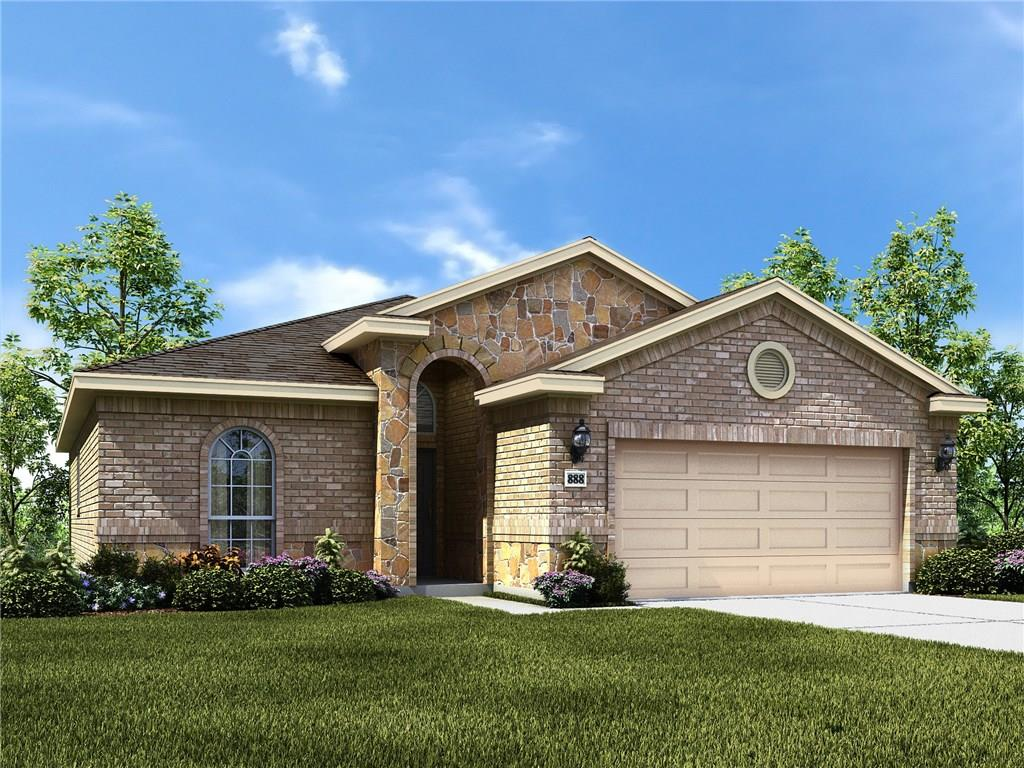 Awesome home with popular plan! great open concept!