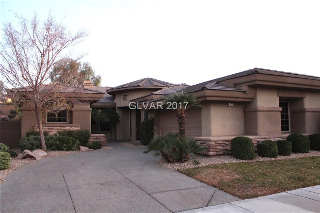 62 FOUNTAINHEAD Circle, Henderson, NV 89052