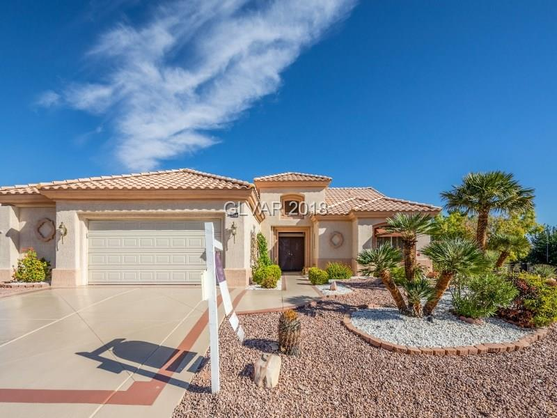 Las Vegas Real Estate: 9100 GARDEN VIEW Drive NV 89134 $2,200