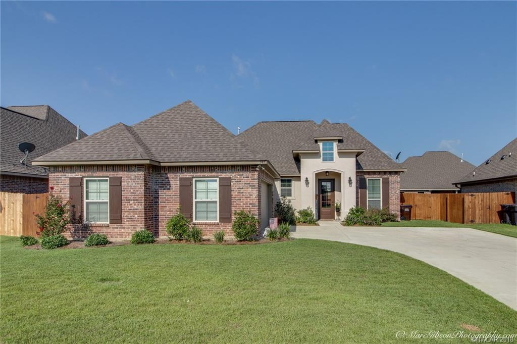 Picture of family-friendly brick home in shreveport-bossier real estate
