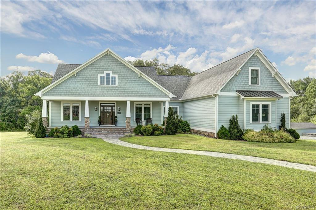 Waterfront Homes For Sale In Hanover County Va