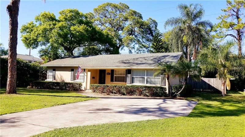 For the versed buyer who doesn't need to be sold on quality, it's clear this home has it all!  Location (South Tampa),  school district (Mabry, Coleman, Plant), incredible neighborhood (Virginia Park), and an oversized lot (8,800 sqft) which will allow for expansion.  Completely redone in 2009, this move-in ready home boasts an open floor plan and huge backyard where friends, family, and wine will come together to create fond memories on our beautiful Florida nights.  A worry-free home, all major renovations have been completed. Roof, HVAC, plumbing, and electrical were all replaced approximately 7 years ago.  All that is needed is a buyer that is ready to turn this house into a home!