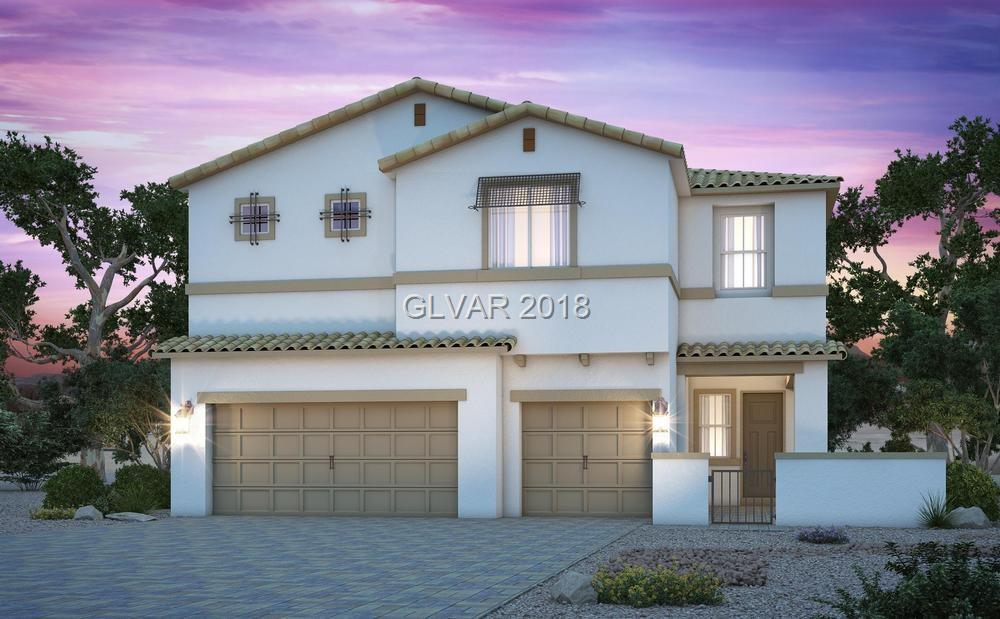 "Gorgeous Century Communities home located in Inspirada. 4 bedrooms + large loft + 3 car garage & pool sized lot. White sharer style cabinets & quartz counters in ""lagos"", upgraded backsplash & pendant lights. Show and sell! Contact sales office for current pricing / upgrades."