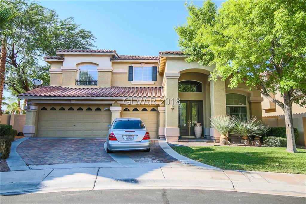 3184 VIA PASSITO Court, Henderson, NV 89052