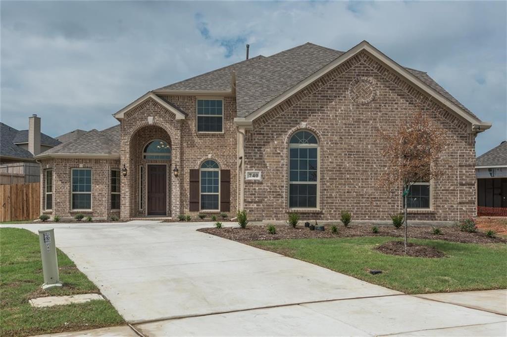 740 Frisco Hills Court, Little Elm, TX 75068