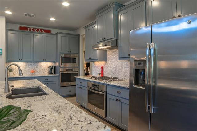 Gorgeous, immaculately appointed home nestled on private cul-de-sac in highly acclaimed Crystal Falls! Kitchen features custom painted cabinets, double ovens, under cabinet lighting + eat-up island; great room has expansive ceilings & stunning corner fireplace. Study is equipped w/ French doors & wood floors. Master Suite & extra bedroom/full bath down. Upstairs features 2 spacious bedrooms, full bath w/ double vanity, gameroom & private media room. Plenty of yard space for pool, playscape & lots of fun!