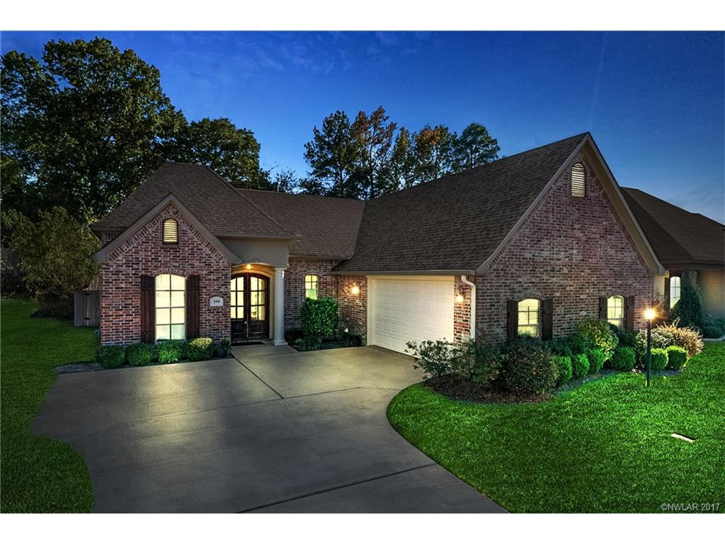 Image of a Home in 350 Wood Springs Dogwood South, North Bossier, LA
