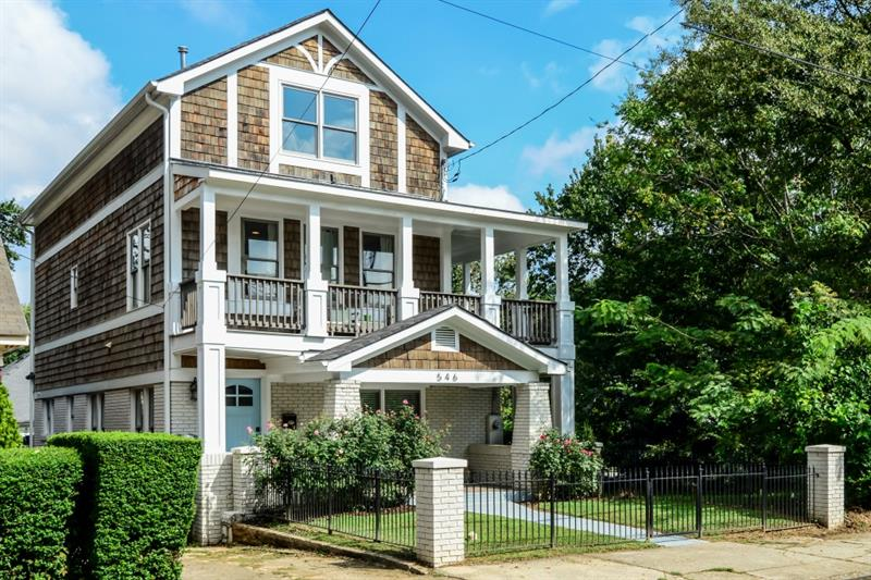 546 Highland Avenue NE, Atlanta, GA 30312