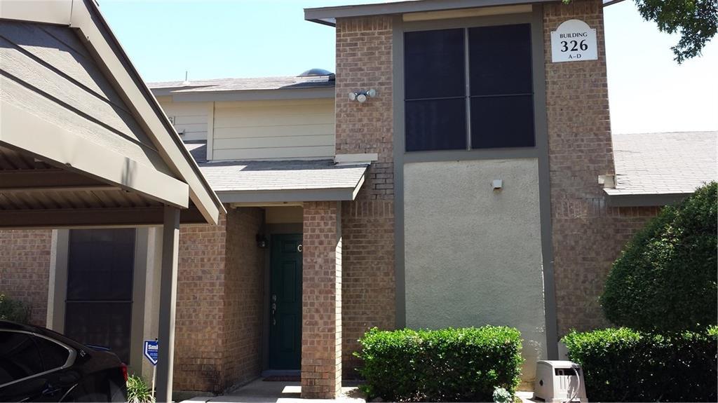 326 W Harwood Road C, Hurst, TX 76054