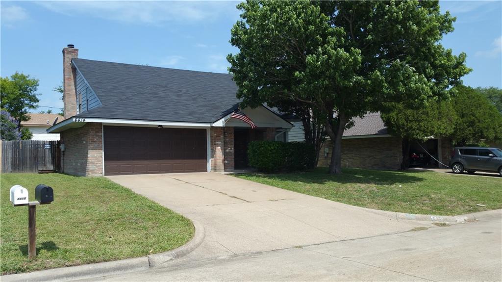 4414 Emerson Drive, Grand Prairie, TX 75052