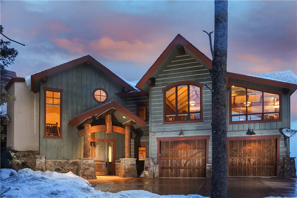 TRULY amazing home available for the first time!  Backs to Natl Forest with views and easy access to slopes.  Features include chef's kitchen, Waupaca elevator, Rainforest granite,Walnut flooring, and custom cabinets & trim.  From the soaring ceilings and log beams of the Great Room to the full bar in the rec room, there's room for the whole family.  At the end of the day retire to the huge suite occupying the home's top floor.  VACANT LOT NEXT DOOR AVAILABLE FOR $550K WHEN PURCHASED WITH HOME!