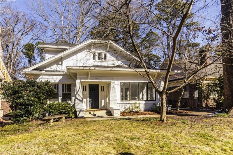 1441 N Morningside Drive NE, Atlanta, GA 30306