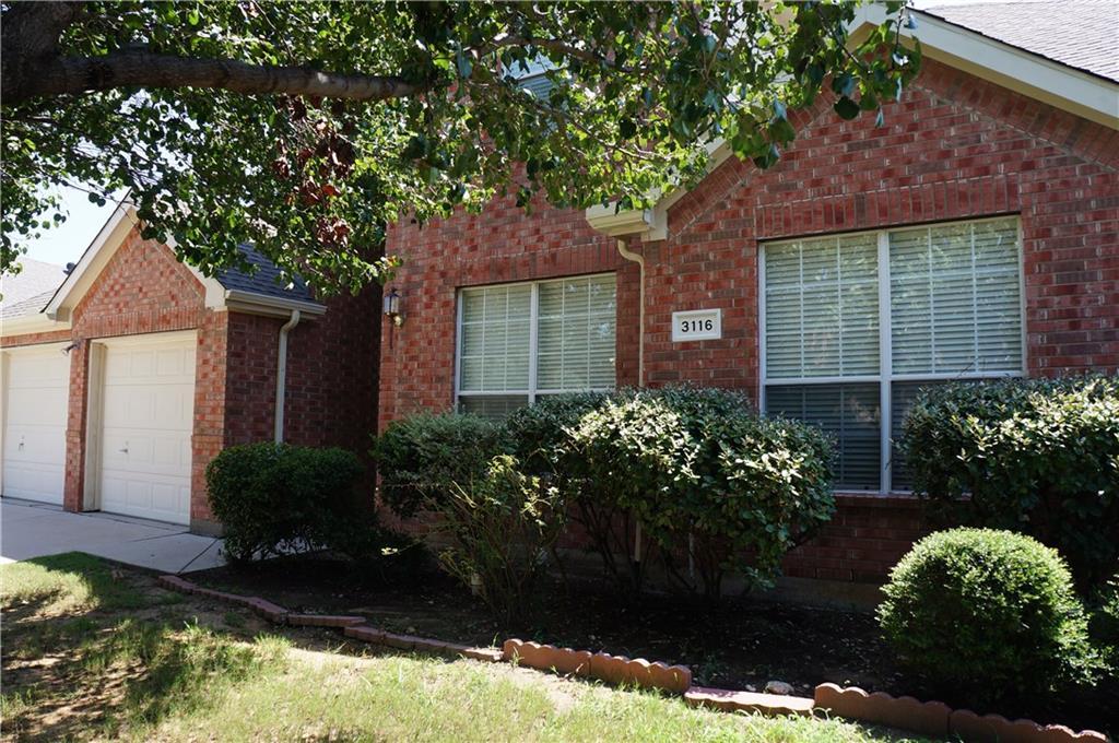 3116 Saranac Circle, Denton, TX 76210