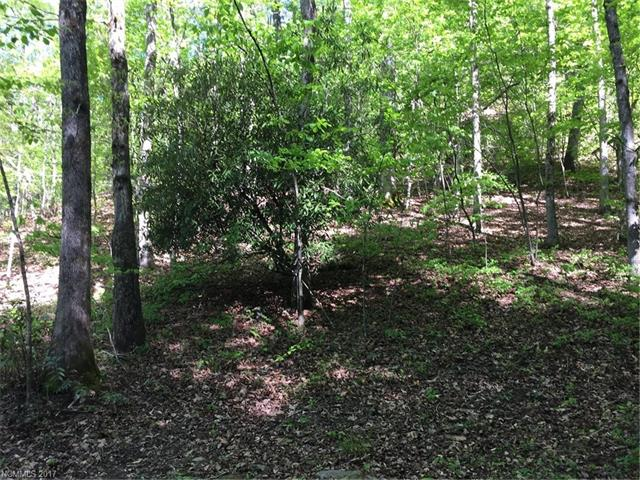 Private 6+ acres that would be great for a mountain get away!!  Homesite, driveway, septic and well are already in place.  Great Creek View - possible views with some clearing.   No deed restrictions.  20 minutes from town.   STRUCTURE ON PROPERTY OF NO VALUE-NOT TO BE ENTERED.