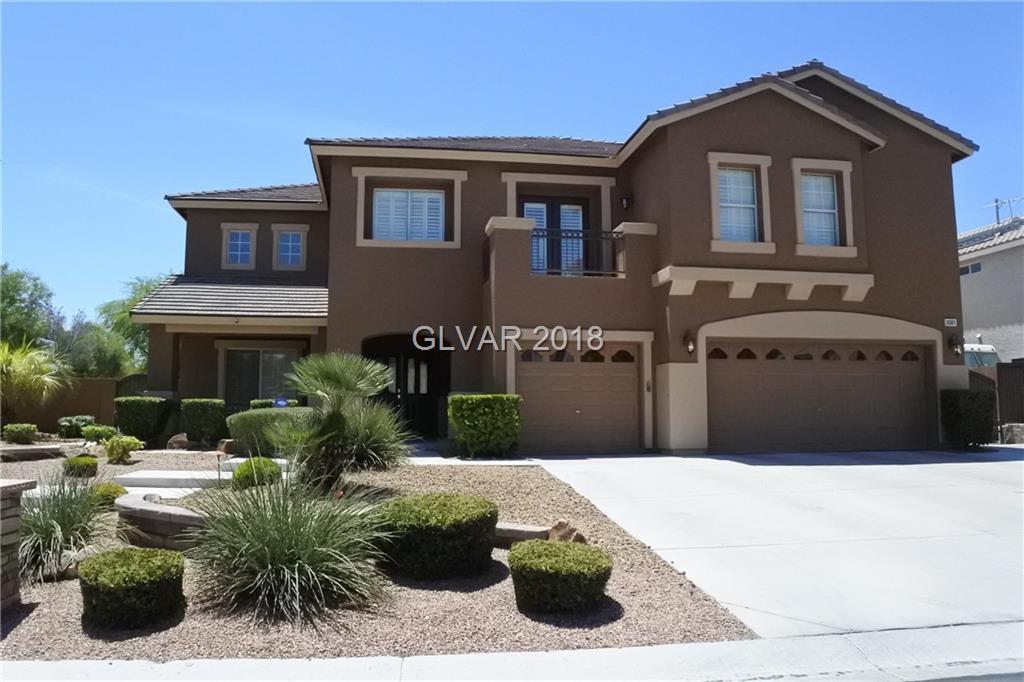 8381 LAS LUNAS Way, Las Vegas, NV 89129