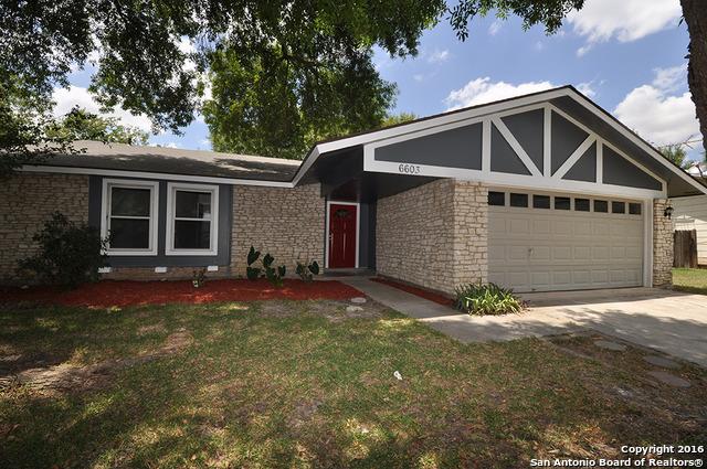 6603 Woodford Dr, San Antonio, TX 78239