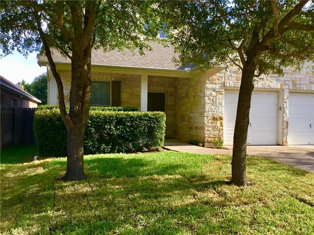 Great neighborhood and great price.  Seller just installed carpet and did some fresh paint, Hardwood floors in entry and living room..  Bay of windows at the rear of house makes a great sitting area. Master Downstairs with Separate Tub and shower. Also has a home office that could also be a small media room or bedroom on first floor.  Upstairs gameroom has Attached Decorative Rotunda  unique Feature and with the two Bedrooms and bath it a great Kids retreat.