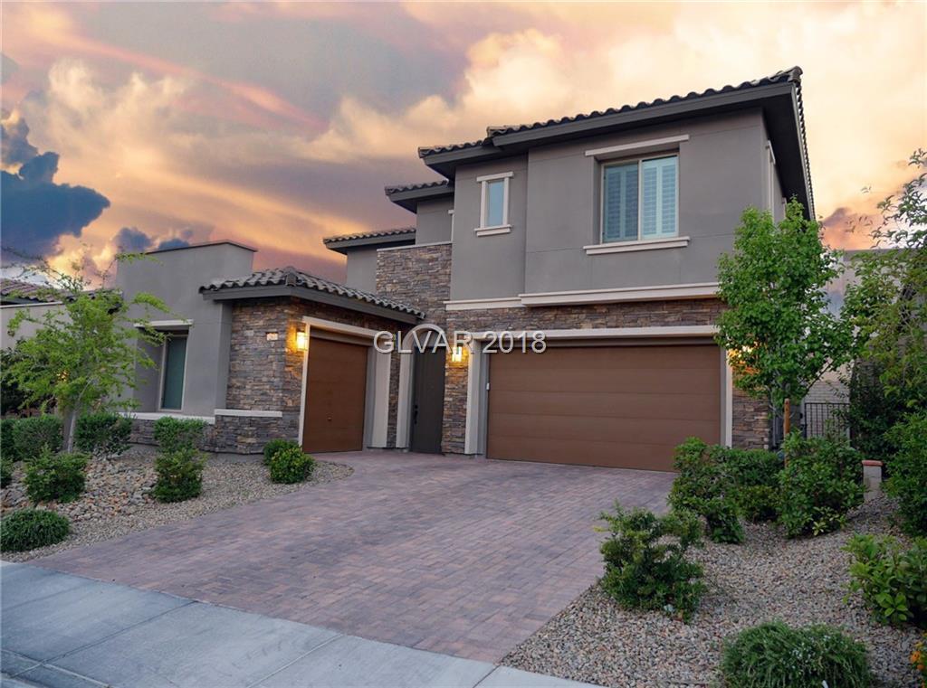 267 CASTELLARI Drive, Las Vegas, NV 89138