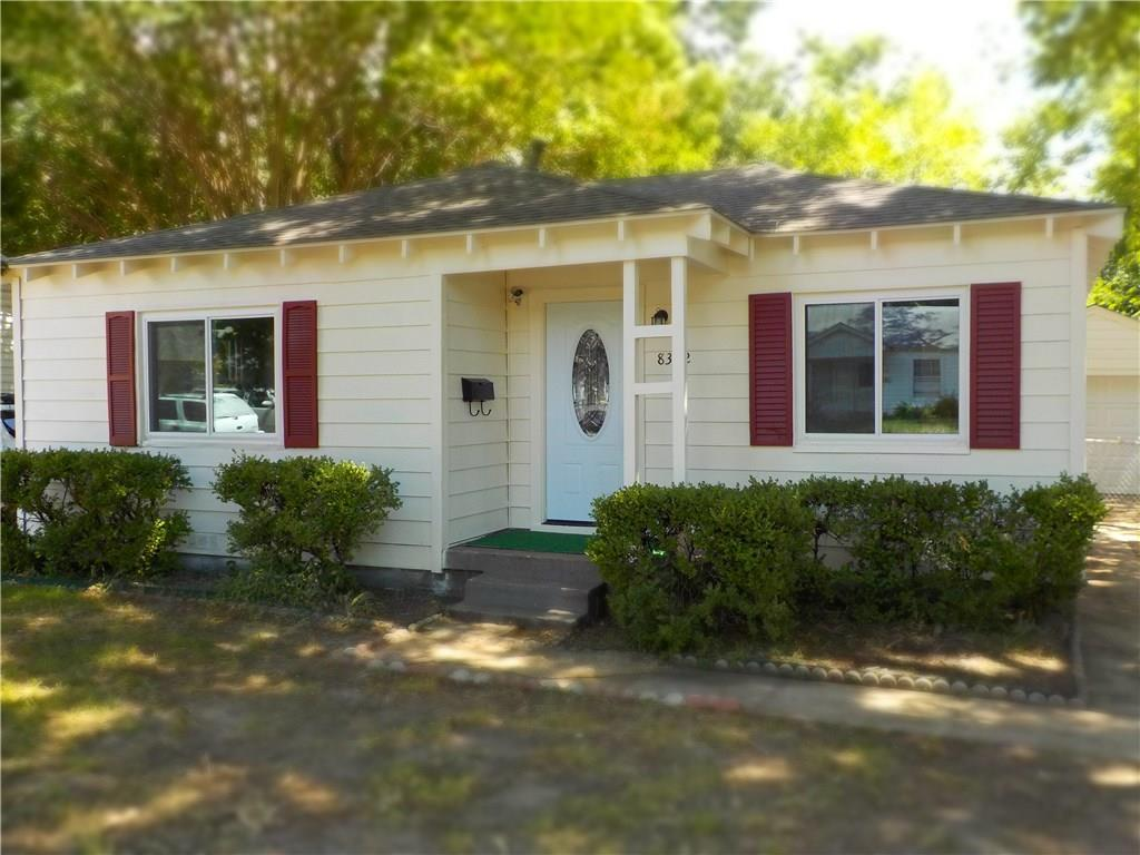 ALL UPDATED AND MOVE-IN READY!  SHOWS GREAT!  New carpet and fresh paint 2018.  New Low-E windows 2018 = Low bills for you!  New roof 2018.  New vinyl flooring 2018.  Kitchen has a new counter 2018 and LED lighting.  Bath is updated.  Two living areas!  Detached garage has a workshop area and there is an extra storage building.  Updated lighting and plumbing fixtures.  New HVAC 2018.