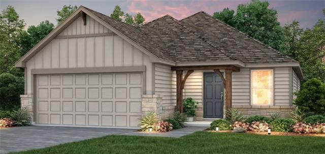 Pulte Homes, Becket X-Elevation, Rendering