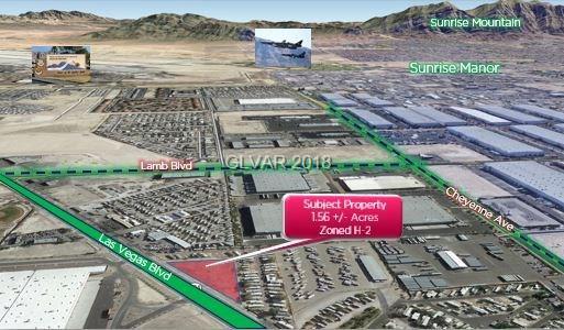 N. Las Vegas Blvd, Las Vegas, NV 89115