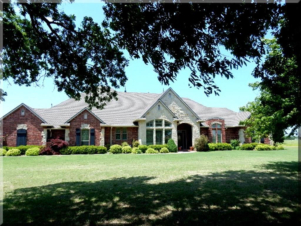 Oklahoma City Metro And Edmond Ok Home Sales Audio Wiring 11125 Vineyard Road 73173