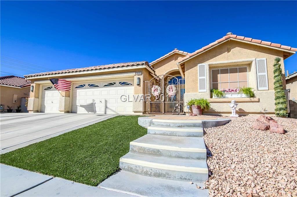 3608 EL CAMPO GRANDE Avenue, Las Vegas, NV 89031