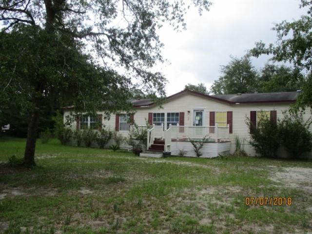 Nice 3 bedroom 2 bathroom home on almost an acre. Interior offers open kitchen and family room with fireplace. Exterior offers spacious front and back yards.