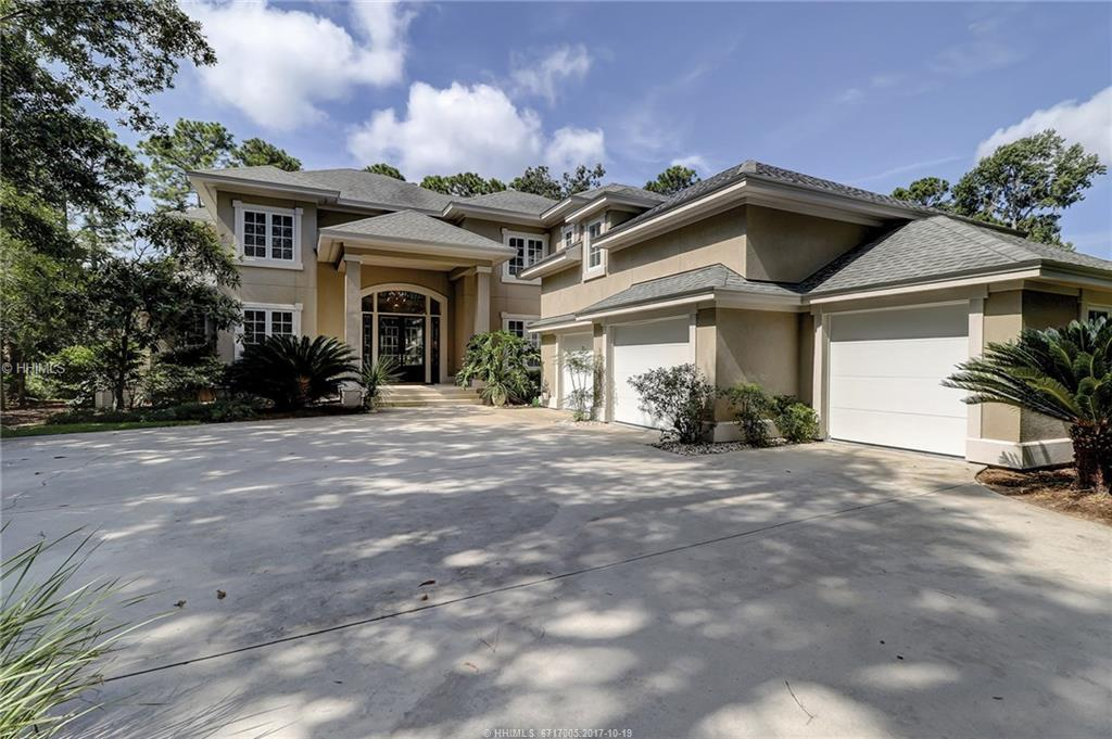 4 Fairway COURT, Hilton Head Island, SC 29928