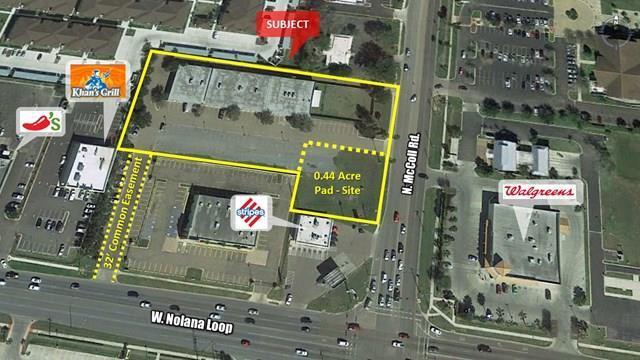 601 E Nolana Avenue, McAllen, TX 78501