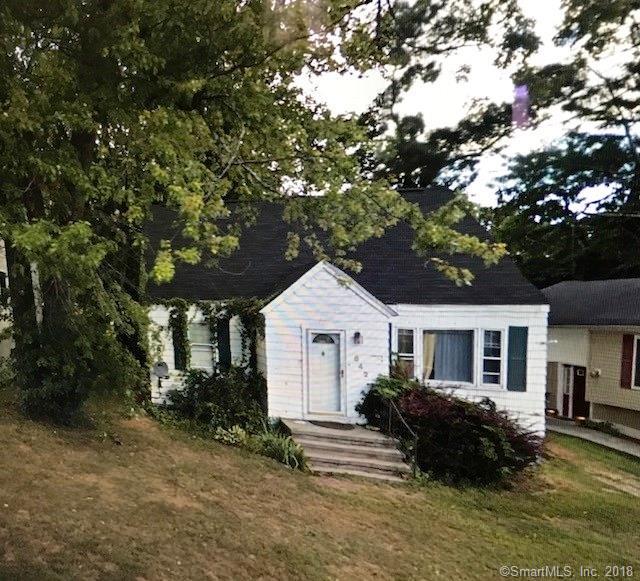 Cape Cod, 1,248 sq ft, 4 bedrooms, & 1 bath. Possible Short Sale