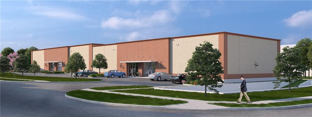 Flex building with 4 overhead grade level doors, 4 units of 4,354 SF each.  Estimated completion is March 2019.  Shell space, tenant allowance is negotiable. $15 per SF plus NNN.