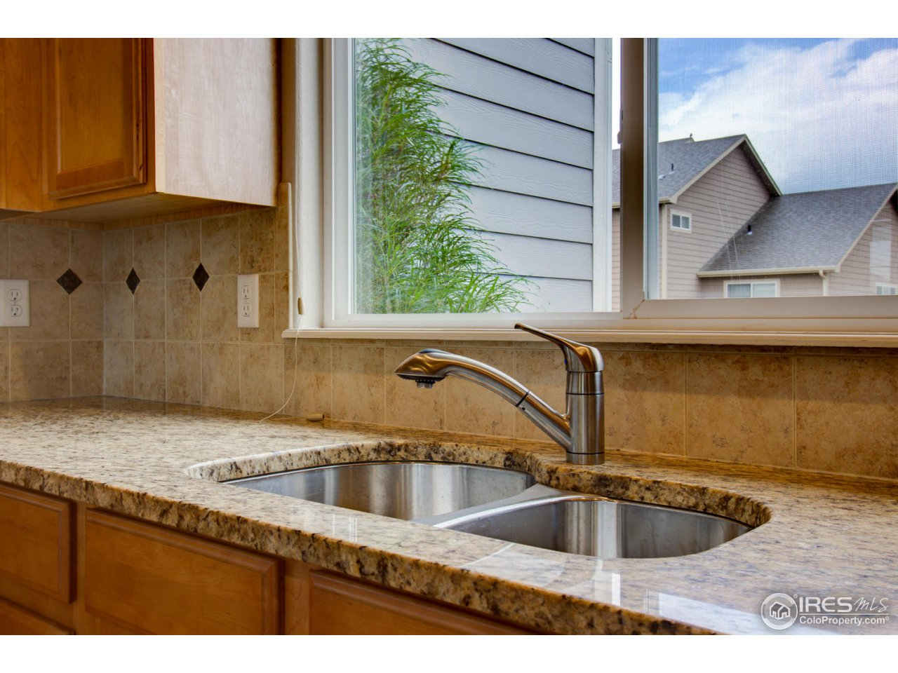 Undermount sink with newer fixtures