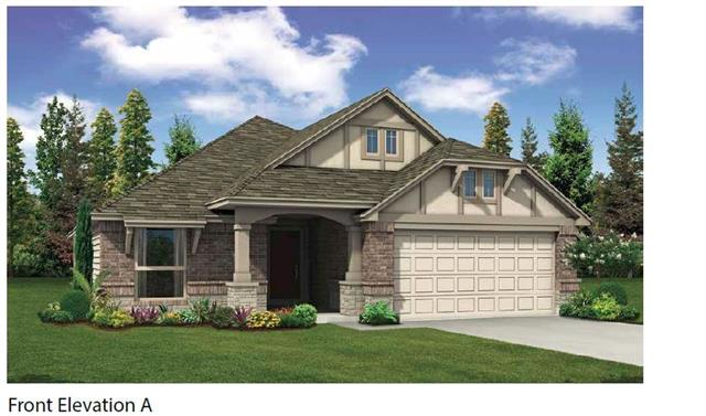 MLS# 5200685 - Built by Pacesetter Homes - December completion! ~ gorgeous single-story home by Pacesetter Homes in highly desired Star Ranch.  Featuring 3 bdrms, 2 bths, and a study with a covered patio and an open kitchen with an abundance of cabinets.  Smart and stylish design features complete this home!!