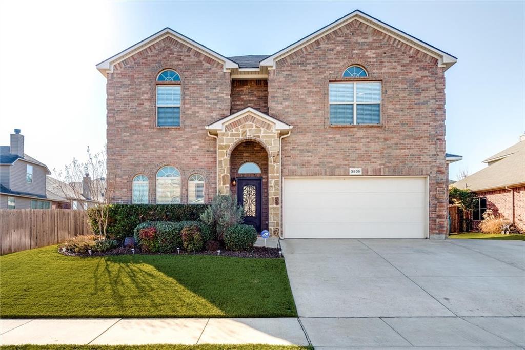 3505 Hornbeam Street, Argyle, TX 76226