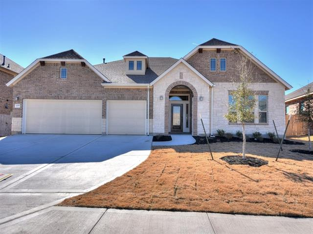 Final Opportunities in Blackhawk!  Gorgeous 1-story NEW home READY NOW! The open floor plan provides plenty of room for everyone! The gourmet kitchen features a large island and wall-mounted oven, and is open to the dining & living areas.  Enjoy outdoor living on the huge covered porch, perfect for entertaining. Feel confident buying your home from the largest privately-held home builder in America, David Weekley Homes!  New Year, New Home! Ask about our limited-time special incentives!