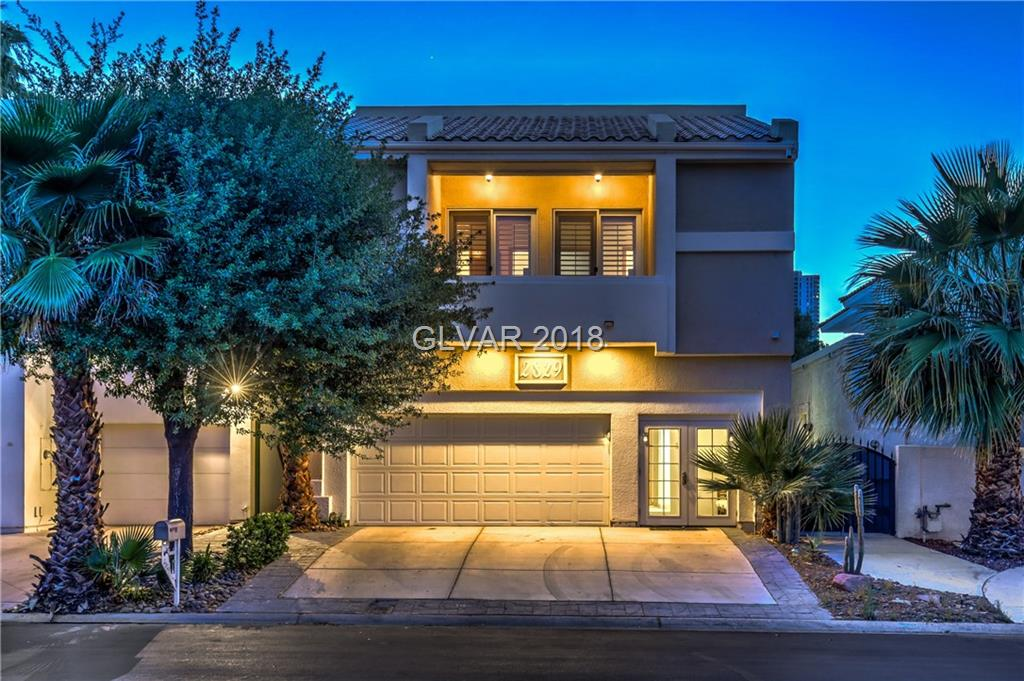 2829 QUEENS COURTYARD Drive, Las Vegas, NV 89109