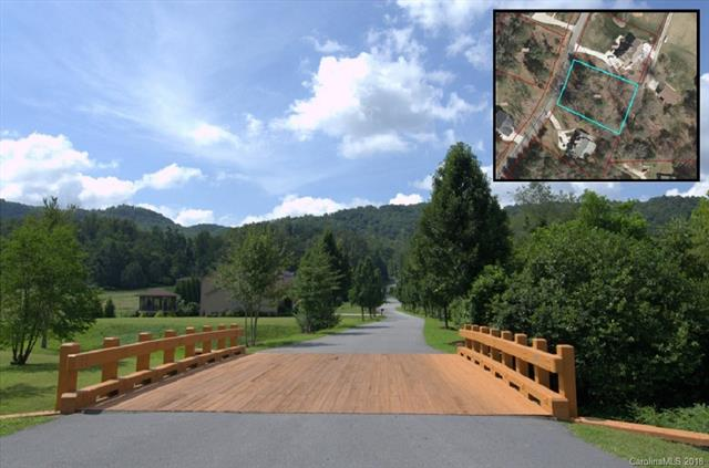 Fabulous building lot in a well known Gated Community in Fairview.  This lot is nestled in the Beautiful Cane Creek Valley with Views of the surrounding mountains.  The community of Monarch Estates offeres gated security, Gazebo next to a running creek, Green space to run and play with your 4 legged friends and a Playground for kiddos.
