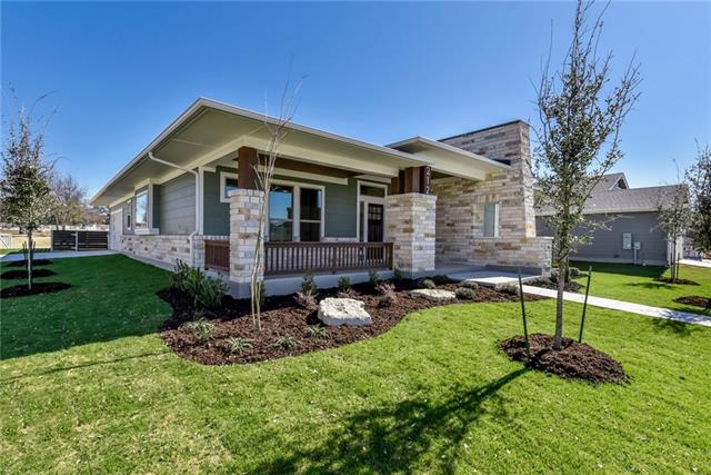 "One of a kind ""Prairie Style Home"" w/ massive front porch natural stone buttress & quality design features distinctive to a lost era of home building. Home has 4 bedrooms, each attached to a full bath! Knotty alder wood cabinets throughout, engineered hardwood flooring, Bosch SS appliances, single bay apron sink, dedicated office w/ built-ins, modern luxury light fixtures, 8' tall Craftsman doors, tongue & groove wall & ceilings! XL picture window at kitchen sink, white quartz counters & custom mud area!"