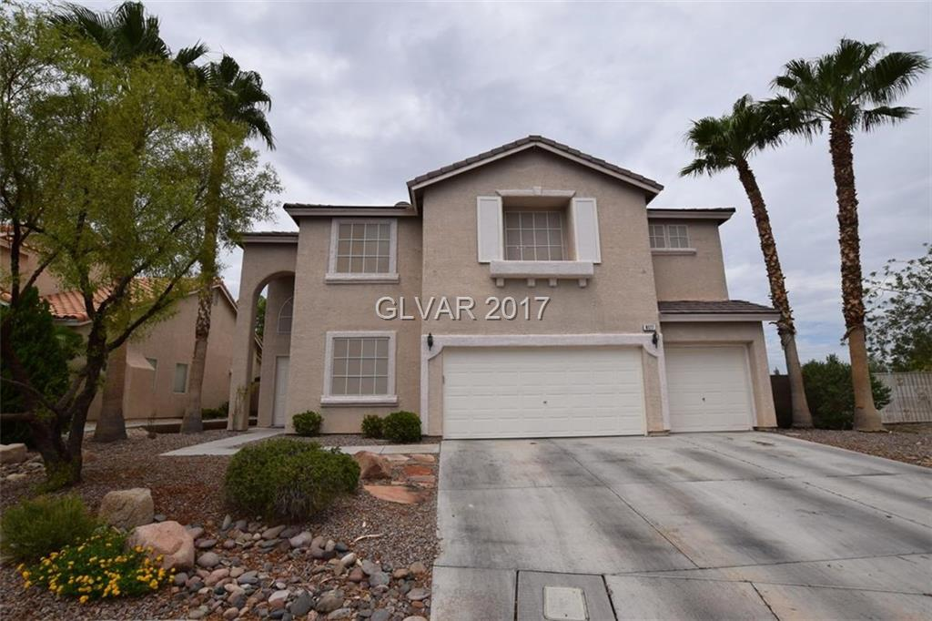 Huge 1/3 acre pool size lot with great curb appeal. Walk into this home & be greeted by an open elegant floor plan. Vaulted ceilings, winding staircase, & all possible masters bedrooms all have bath. huge master w/ retreat FULL STRIP VIEWS, RV Parking, amazing features over fill this home!