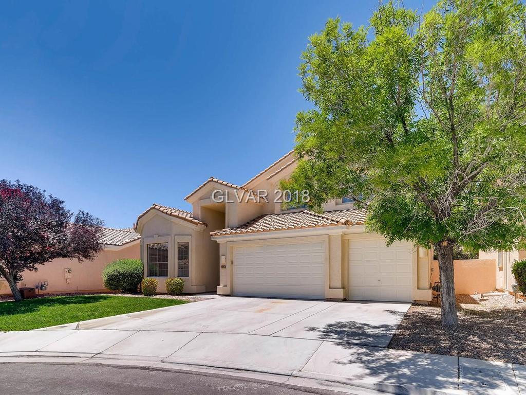 1805 PLACID RAVINE Street, Las Vegas, NV 89117