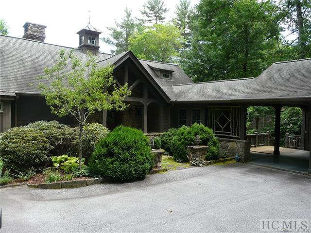 1491 Cold Mountain Road, Lake Toxaway, NC 28747
