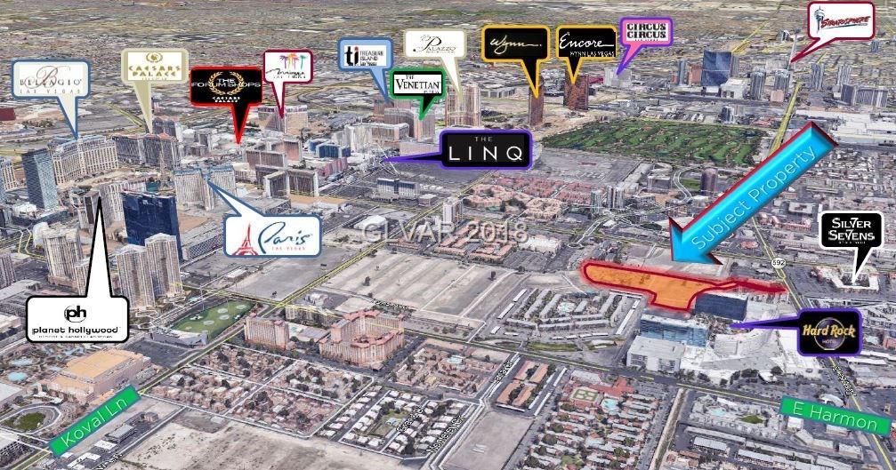 4185 PARADISE Road, Las Vegas, NV 89169