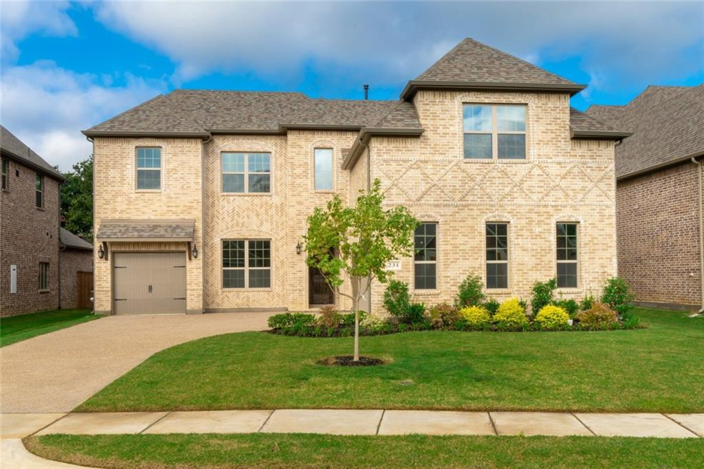 231 Waterview Court, Hickory Creek, TX 75065