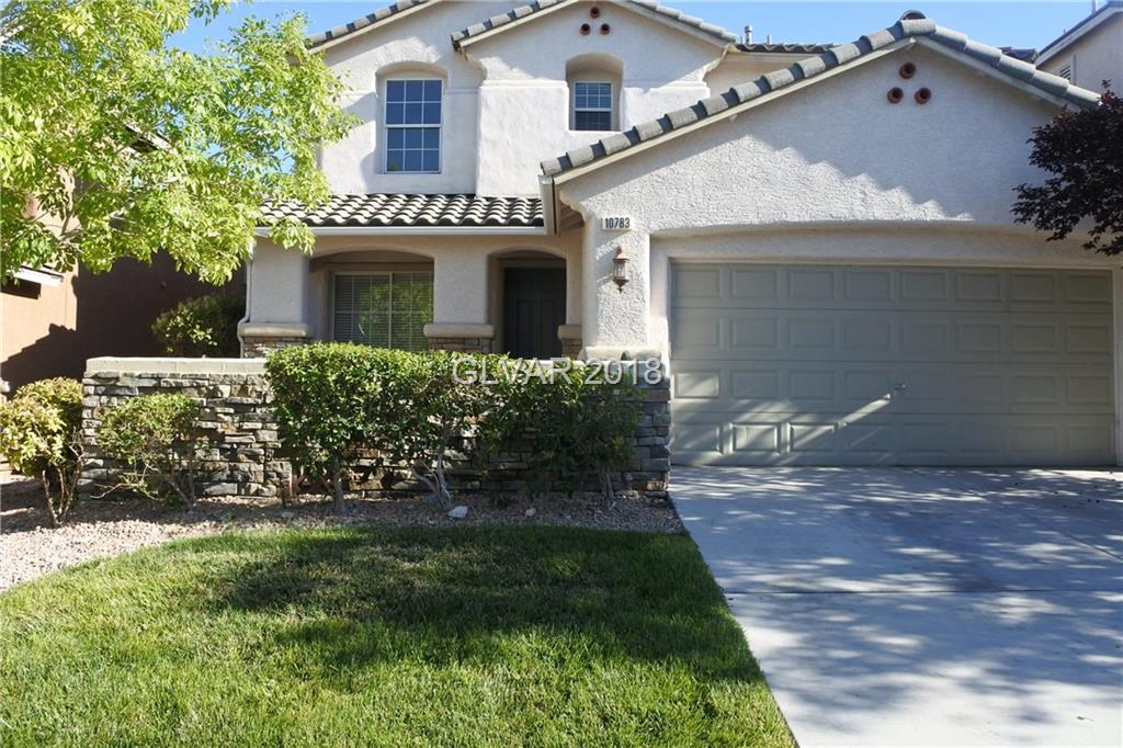 10783 FLAME VINE Court, Las Vegas, NV 89135