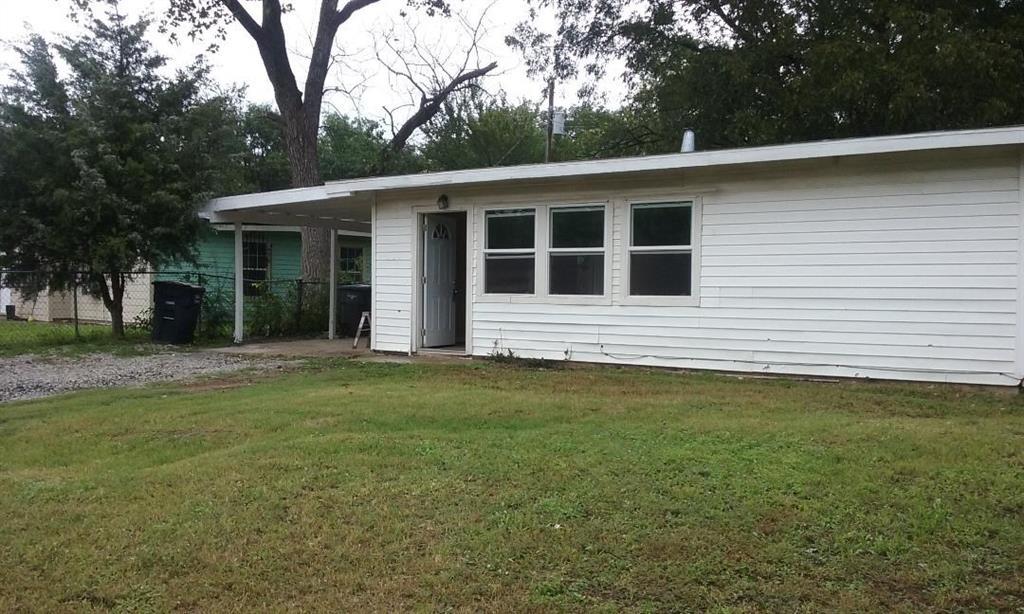 2805 Langston Street, Fort Worth, TX 76105