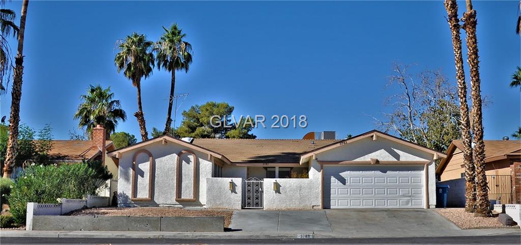 3783 CASA COLORADO Avenue, Las Vegas, NV 89121