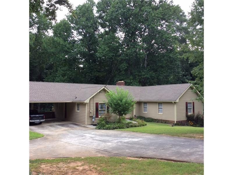 1715 Crestline Drive NE, Atlanta, GA 30345