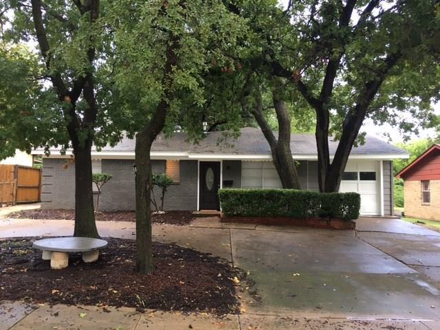2013 Mount Pleasant Drive, Mesquite, TX 75149