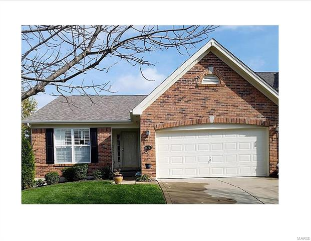 14743 Ladue Bluffs Crossing, Chesterfield, MO 63017